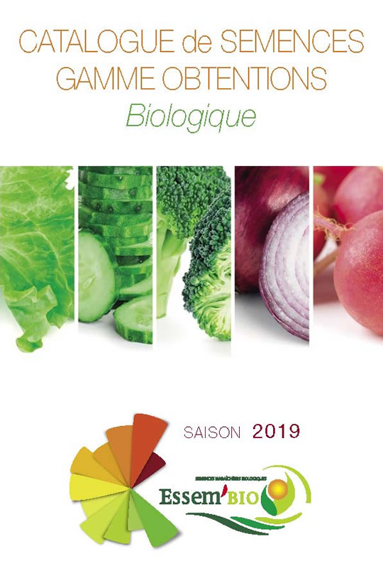 Catalogue Gamme Obtentions